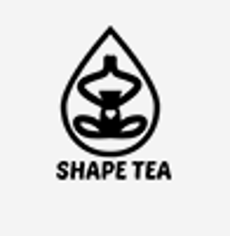 Shape Tea Coupons