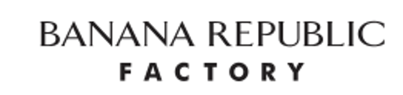 Banana Republic Factory Store Coupons