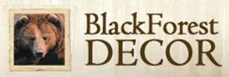 Black Forest Decor Coupons