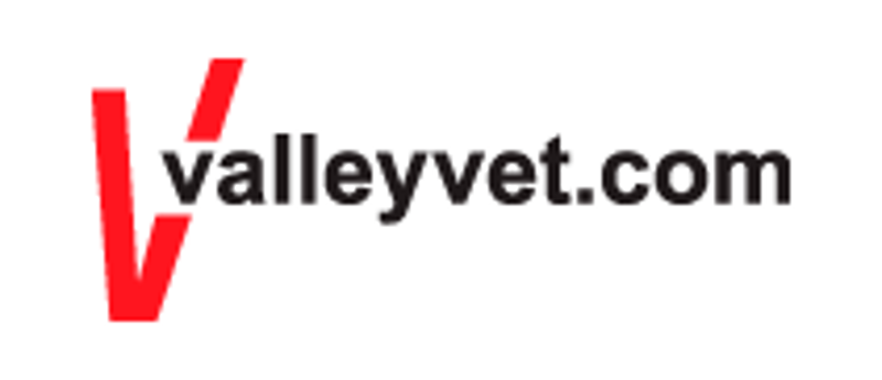 Valley Vet Promo Codes December Valley Vet Promo Codes in December are updated and verified. Today's top Valley Vet Promo Code: Free Ground Shipping on Most Items With Orders $60+.