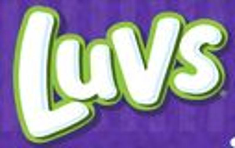 LUVS Diapers Coupons