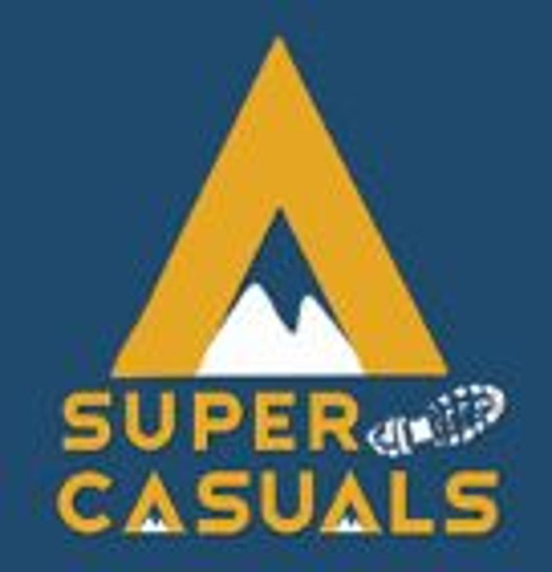 Super casuals coupon code